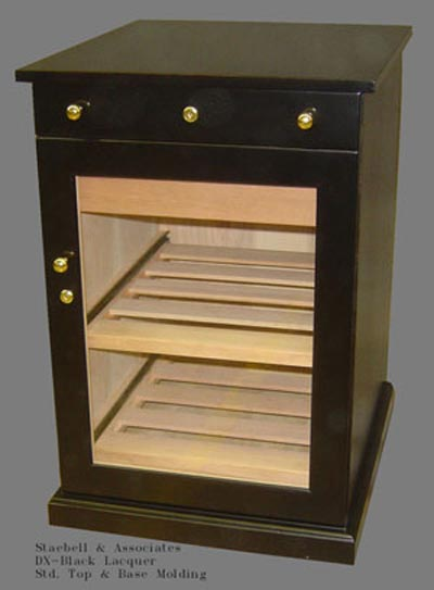 Aristocrat Cabinet Humidor Options