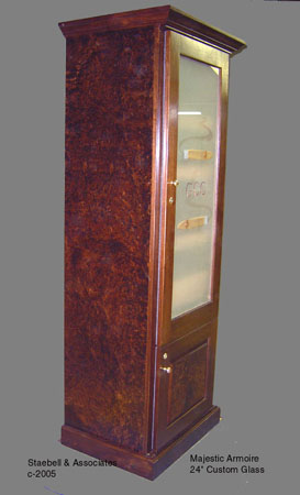 Armoire Furniture Humidor Cabinets