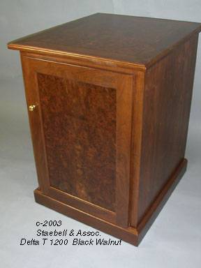 TEMPERATURE CONTROLLED HUMIDOR CABINETS