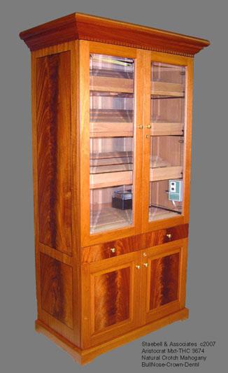 Cabinet Humidors